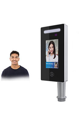 Dynamic Facial Recognition Time Attendence